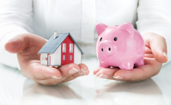 concept of mortgage and savings